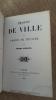 Un voyage de désagréments à Londres, suivi de Propos de Ville et propos de Théâtre. (deux ouvrages reliés en un volume).. LECOMTE Jules - Henri ...