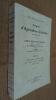 Congrès d'Agriculture Coloniale (21-25 mai 1918).  Compte rendu des travaux publiés sous la direction de M. J. Chailley par D. Zolla, Tome III : café ...