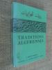 Traditions algériennes.. SCELLES-MILLIE J.