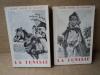 La Tunisie. (2 volumes). 17 et 18èmes volumes des Cahiers Charles de Foucauld.. collectif