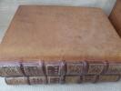 [MANUSCRIT] Abrégé de l'histoire universelle. (3 volumes sur quatre, manque volume 1, partie 1). BOULAINVILLIERS (Henri de) [1658-1722]