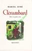 Clérambard - Pièce en quatre actes.. AYME Marcel