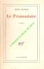 Le promontoire.. THOMAS Henri