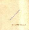Célébration de l'andouille.. [Robert Morel] LELONG Maurice O. P.