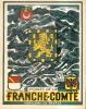 Visages de la Franche-Comté.. CORNILLOT Lucie - PIQUARD Maurice - DUHEM Gustave - GAZIER Georges