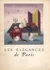 Les élégances de Paris.. FRANCOIS Lucien