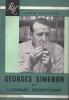 Georges Simenon et l'homme désintégré.. [SIMENON] RICHTER Anne