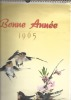 BONNE ANNEE 1965.