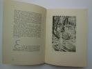 LES CAHIERS DE MALTE LAURIDS BRIGGE, illustrés par Hermine DAVID. . RILKE Rainer Maria. [ Hermine DAVID ]