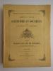 TITRES DE LA MAISON DUCALE DE BOURBON, concernant LE BOURBONNAIS, LE FOREZ, L'AUVERGNE, LA MARCHE, LE COMTE DE CLERMONT, LA DOMBES, ECT. TOMES I, II ...