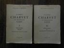 LA FAMILLE CHARVET dit BRANDEGAUDE de VOREPPE en DAUPHINE.  Tome 1: GENEALOGIE 1262-1962. LA MANUFACTURE ROYALE DE VIENNE.  Tome 2: GENEALOGIES DES ...