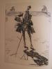 LA CANNE DE JASPE. MONSIEUR D'AMERCOEUR. LE TREFLE NOIR. CONTES A SOI-MÊME. Edition illustrée de dix eaux-fortes originales de DRIAN. . Henri DE ...