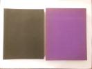 PASSAGE DES VIVANTS. Poèmes, préfacés par Jacques AUDIBERTI et illustrés de lithographies originales en couleurs de Antoni CLAVE, Jean-Jacques MORVAN, ...