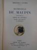 MADEMOISELLE DE MAUPIN.Illustrations de SERGE DE SOLOMKO gravées à l'eau-forte par E. PENNEQUIN. . GAUTIER Théophile.