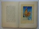 ZADIG. OU LA DESTINEE. Nombreuses illustrations en couleurs par Gustave-Adolphe MOSSA. . VOLTAIRE.