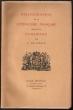 BIBLIOGRAPHIE DE LA LITERATURE FRANCAISE RELATIVE AU DANEMARK.. DE JESSEN. F.