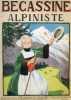 BÉCASSINE ALPINISTE. CAUMERY M.-L. & PINCHON J.