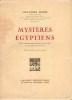 MYSTÈRES ÉGYPTIENS. MORET Alexandre