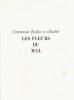 FLEURS DU MAL (LES). BAUDELAIRE Charles