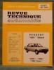 """REVUE TECHNIQUE AUTOMOBILE N° 4181 - Peugeot """"505"""" Diesel. Collectif."""