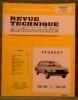 """REVUE TECHNIQUE AUTOMOBILE N° 3981 - Peugeot """"505"""" GR et SR. Collectif."""