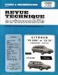 """REVUE TECHNIQUE AUTOMOBILE N° 3764 CITROËN """"CX 2400"""" et """"CX 25"""" carburateur 6 injection. COLLECTIF"""