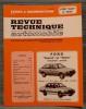 """REVUE TECHNIQUE AUTOMOBILE N° 4102 - Ford """"Escort"""" et """"Orion"""" . Collectif."""
