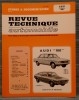 REVUE TECHNIQUE AUTOMOBILE N° 3212 - Audi 100. Collectif.