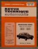"""REVUE TECHNIQUE AUTOMOBILE N° 4001 - Mercedes-Benz """"200 D"""" """"220 D"""" """"240 D"""" """"300 D"""". Collectif."""