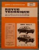 REVUE TECHNIQUE AUTOMOBILE N° 4141 - B M W series 3. Collectif.