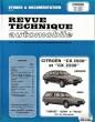 """REVUE TECHNIQUE AUTOMOBILE N° 3543 CITROËN """"CX 2000"""" et """"CX 2200"""" """"confort"""" """"super"""" et """"pallas"""". COLLECTIF"""