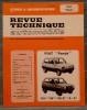 """REVUE TECHNIQUE AUTOMOBILE N° 4132 - Fiat """"Panda"""". Collectif."""