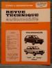 "REVUE TECHNIQUE AUTOMOBILE N° 3853 - Volkswagen ""Golf"" et ""Jetta"" diesel. Collectif."