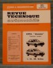 "REVUE TECHNIQUE AUTOMOBILE N° 4241 - Opel ""Ascona"" Traction avant. Collectif."