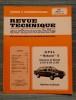 """REVUE TECHNIQUE AUTOMOBILE N° 4021 - Opel """"Rekord"""" E essence et diesel.. Collectif."""