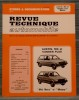 "REVUE TECHNIQUE AUTOMOBILE N° 4281 - Austin, MG et Vanden Plas ""Metro"". Collectif."