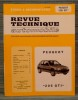 "REVUE TECHNIQUE AUTOMOBILE N° 4501 - Peugeot ""205 GTI"". Collectif."
