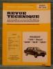 """REVUE TECHNIQUE AUTOMOBILE N° 4071 - Peugeot """"305"""" Diesel. Collectif."""