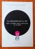 LA QUALITÉ DE LA VIE DANS LA RÉGION NORD-PAS-DE-CALAIS AU 20° SIÈCLE. Collectif