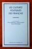 LES CULTURES POLITIQUES DES FRANÇAIS. BRÉCHON, Pierre - LAURENT, Annie - PERRINEAU, Pascal.