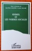 SIMMEL ET LES NORMES SOCIALES ~ actes du Colloque Simmel, penseur des normes sociales, Paris, 16 et 17 décembre 1993.. BALDNER, Jean-Marie et GILLARD, ...