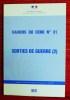Sorties de guerre (2) ~ Cahiers du CEHD n°31. Collectif.