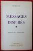 MESSAGES INSPIRÉS. SUNDARI (Roskin, Andrée)
