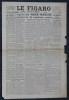 LE FIGARO N° 199 - Samedi 7 avril 1945 - La Weser franchie en de nombreux points.. Collectif