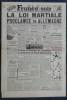 FRANCE-SOIR N° 230 - Mercredi 21 mars - La loi martiale proclamée en Allemagne.. Collectif