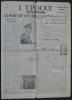 L'ÉPOQUE N° 1099 - Jeudi 3 mai 1945 - La mort de Hitler.. Collectif.
