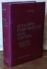 ANNUAIRE INTERNATIONAL DES VENTES 1975. MAYER, E.