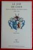 LE JUIF DE COUR histoire du résident royal Berend Lehman. SAVILLE, Pierre.