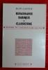 RENAISSANCE BAROQUE ET CLASSICISME histoire de l'architecture 1420-1720.. CASTEX, Jean.