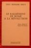 LE RALLIEMENT DE ROME A LA RÉVOLUTION. BRIAULT, Albert - FAUTRAD, Pierre.